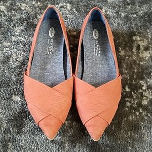 {Dr. Scholl's} Pointy Toe Flats